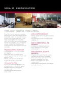 Sivoia QS 2010 - Lutron Lighting Installation Specialists - Page 2