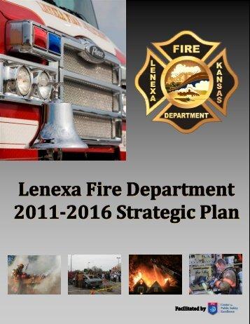 Strategic Plan Document - City of Lenexa