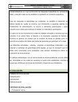 PROGRAMA: CULTURA FISICA, DEPORTE Y RECREACIÓN PLAN ... - Page 6