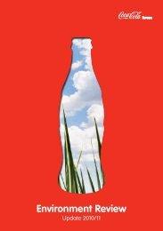 Environment Review - The Coca-Cola Company