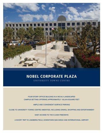 NOBEL CORPORATE PLAZA - IrvineCompanyOffice.com