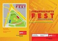 Freundschaftsfest - SPÖ Wien