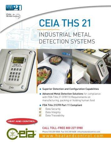 CEIA THS 21