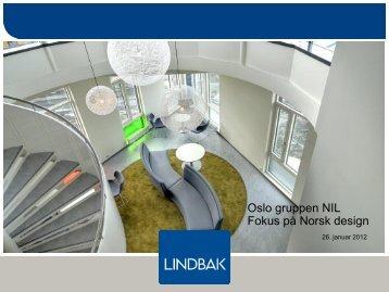 Lindbak Oslo