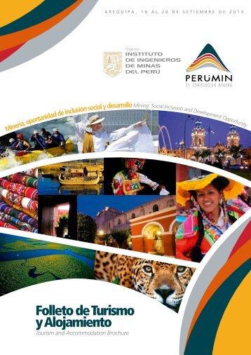 folleto turistico