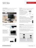 YHT-S401 Product Bulletin - Page 4