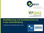 PDF-Download - WVIS Wirtschaftsverband für Industrieservice e.V.
