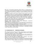 convite/edital nº 03/2013 - Secretaria do Meio Ambiente e Recursos ... - Page 6