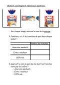 Observe les images et répond aux questions - Page 2