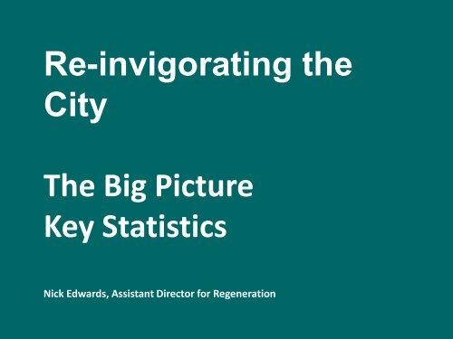 Big Picture Key Statistics - Wolverhampton Partnership