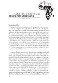 / ÁFRICA SUbSAhARIANA - FIDH - Page 2