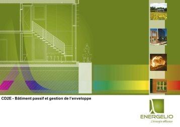 CD2E - Bâtiment passif et gestion de l'enveloppe 'enveloppe