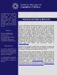 Manual de Pronunciamientos Internacionales de Contabilidad del ... - Page 2