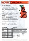 Side-Grip Sheet Piler - Movax - Page 2