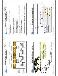 Anwendungsprotokolle im Internet (Farbe, ca. 239Kb) - Informatik 4