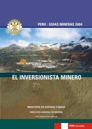 Dirección General de Minería - Tecnologías Limpias
