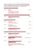 Veranstaltungen im Sommersemester 2011 - Page 2