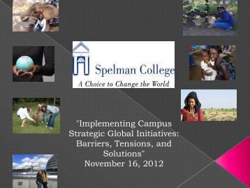 """""""Implementing Campus Strategic Global Initiatives: Barriers ..."""