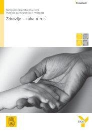 Zdravlje – ruka u ruci - Bkk-bv-gesundheit.de
