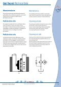 Scambiatori Aria-Olio Serie HPA Compact - Emmegi Heat Exchangers - Page 4
