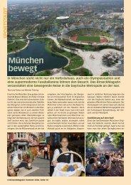 München bewegt - Birseck Magazin
