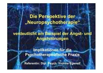 Psych. Yvonne Egenolf - Vt-ausbildung.de
