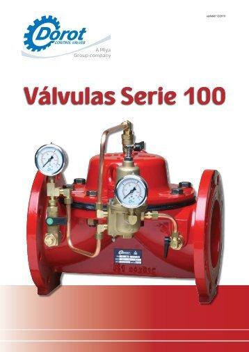 Válvulas Serie 100 - Dorot Control Valves