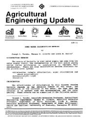 PDF - Biosystems and Agricultural Engineering - University of ...