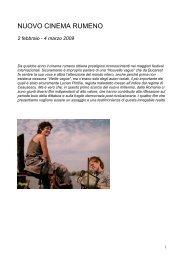 NUOVO CINEMA RUMENOper pdf - Circolo del Cinema di Bellinzona
