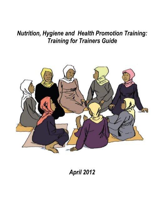 Nutrition, Hygiene and Health Promotion Training - OCHANet