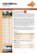 Teamsafaris 2013 - Kambaku Safari Lodge in Namibia - Seite 4