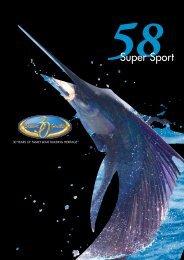 58 Super Sport Brochure - Ocean Yachts Inc.