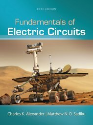 fundamentals of electronic circuit design (mdp) project