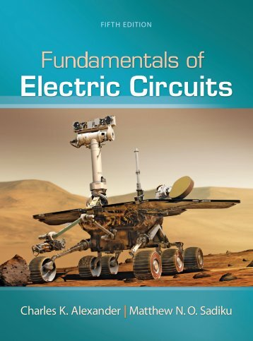 Fundamentals of Electric Circuits (5th Ed)(gnv64)