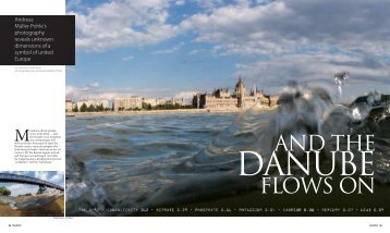 And the Danube flows on - The Danube River Project