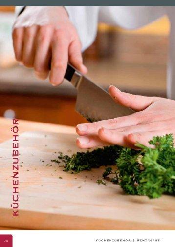 küchenzubehör   pentagast