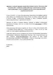 Oferta - Urząd Marszałkowski Województwa Dolnośląskiego