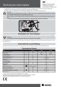 Technische Information - Becker-Antriebe - Home - Page 2