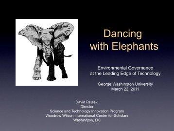 Presentation - George Washington University Law School