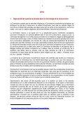 Avis sur l'introduction de sanctions pénales dans le droit belge de la ... - Page 3