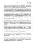 Avis sur l'introduction de sanctions pénales dans le droit belge de la ... - Page 4