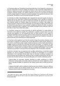 Avis sur l'introduction de sanctions pénales dans le droit belge de la ... - Page 5
