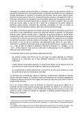 Avis sur l'introduction de sanctions pénales dans le droit belge de la ... - Page 7