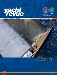 Rates 2013 - Yachtrevue