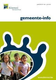 Gemeente-info (2010-3) - Gemeente Kinrooi