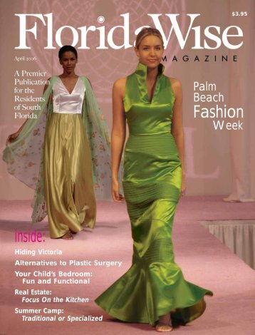 inside: Fashion - Florida Wise