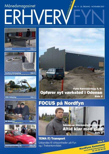 November 2007 - Velkommen til Erhverv Fyn