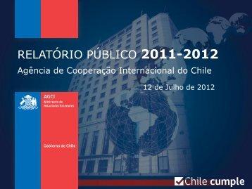 Relatorio Publico 2011-2012