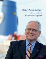 Henri Sérandour - Comité National Olympique et Sportif Français
