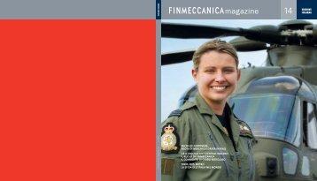 Magazine_14_ita (Download: pdf, Size: 8.6 MB) - Finmeccanica
